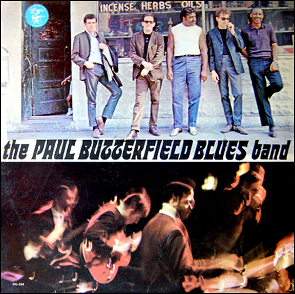 The Paul Butterfield Blues Band ,  Elektra Records   1965