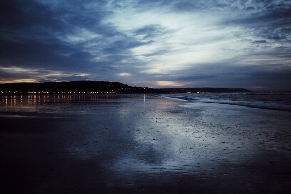 la plage, le bleu.jpg