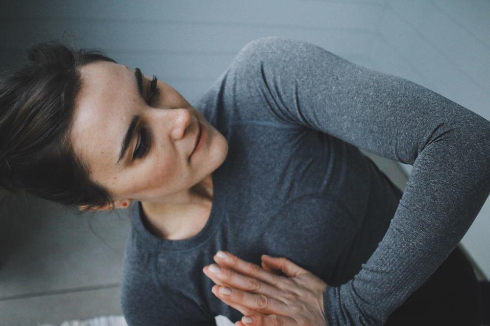 Celeste's Yoga Bio