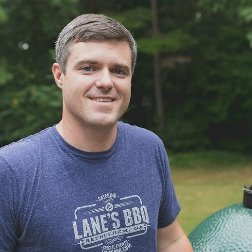 Ryan Lane Founder, Pitmaster