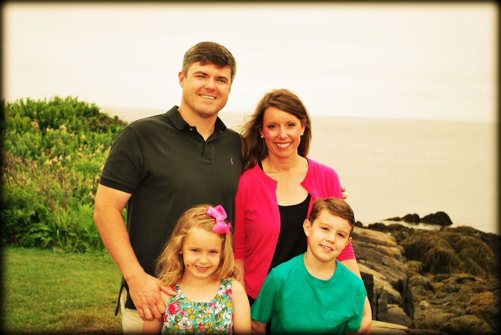 Ryan & Family (AKA - The Original Lane's BBQ Fans)