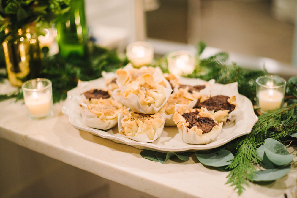 Stir Crazy Mini Pies //  Taylor Alexandra Photo