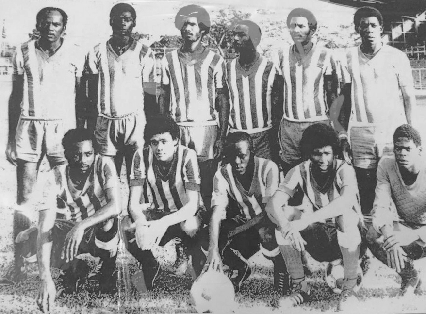 The Transvaal Legends 1978