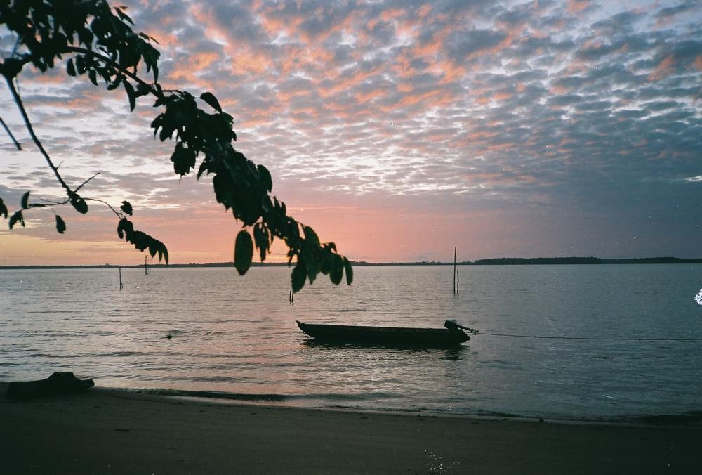 October 1, 2014 - Galibi Sunrise , 6AM