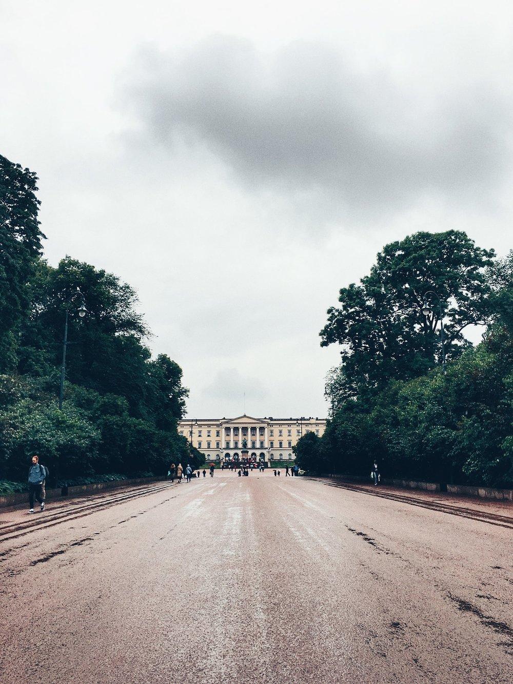 The Royal Palace (Oslo, Norway)