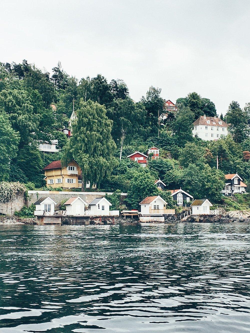 Oslo Fjords (Oslo, Norway)