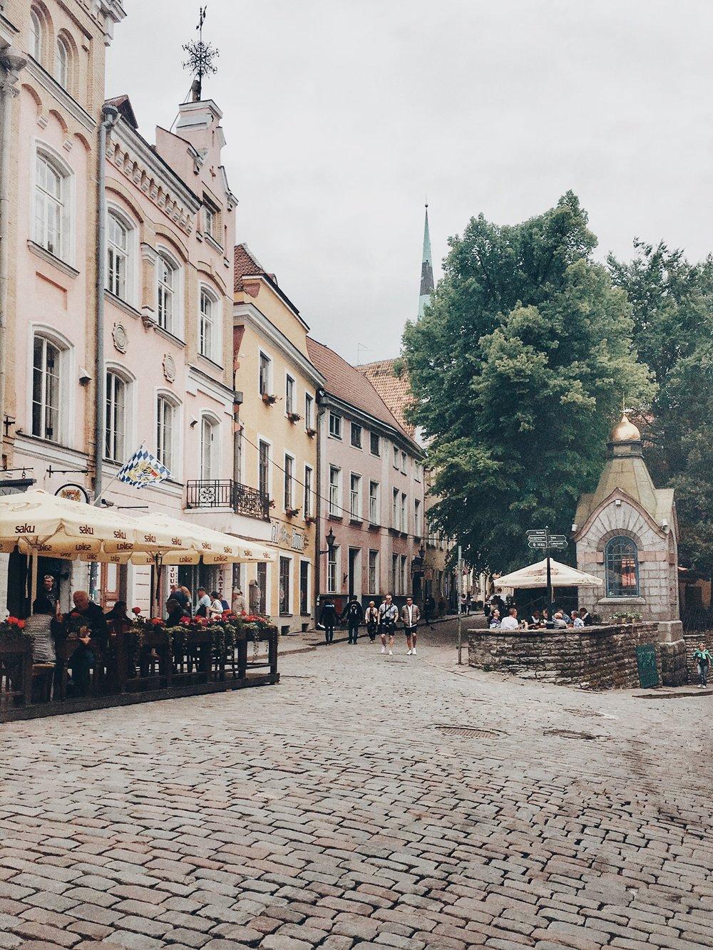 Pikk Street (Tallinn, Estonia)