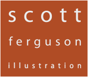 Intrepid Scribbler-Work of Scott Ferguson