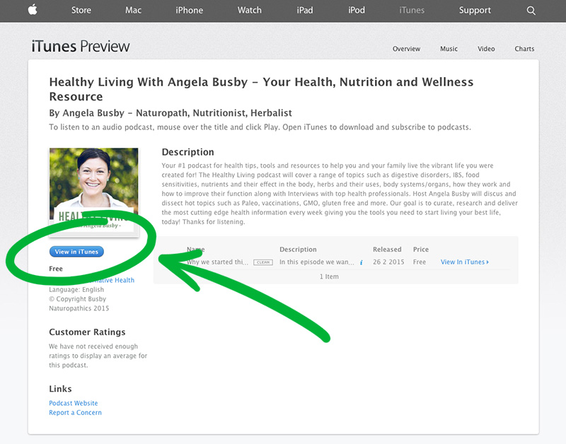 step1_subscribetohealthylivingwithangelabusbypodcast