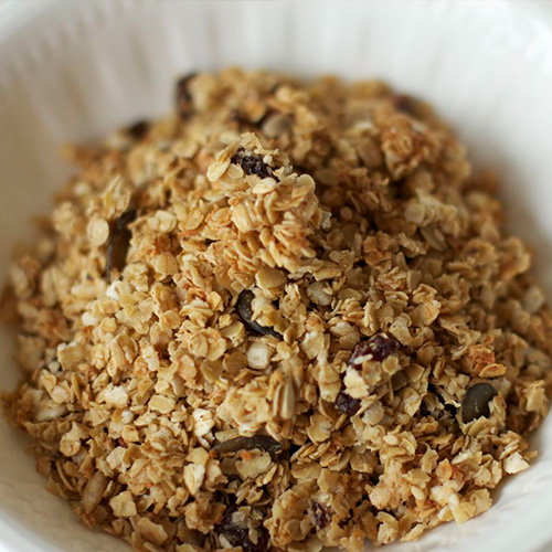 Protein Packed Muesli