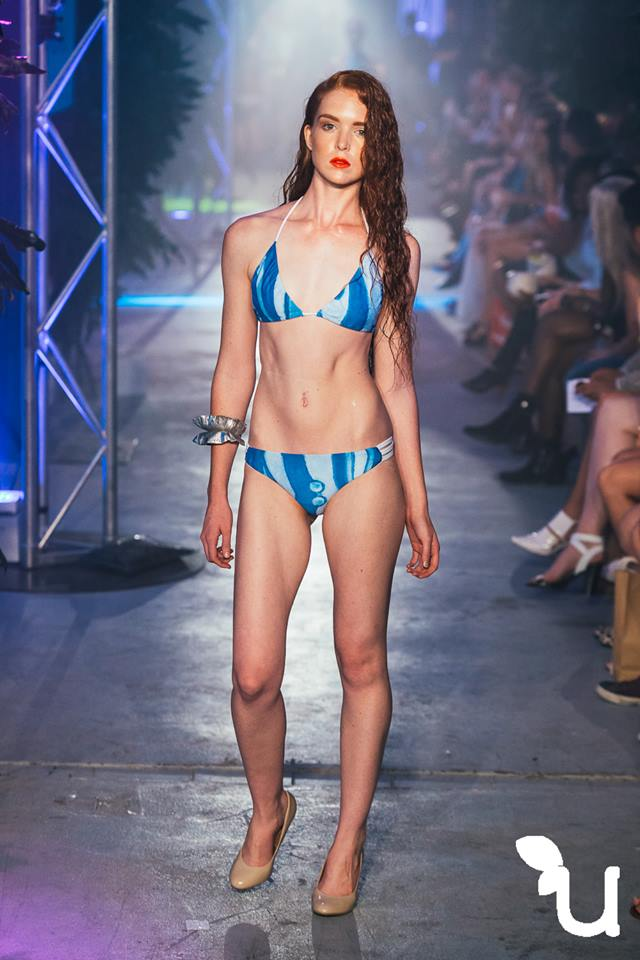 Designer: Koru Swimwear LLC   Accessories: Emmanuel + Cox   Undress Brisbane 2014
