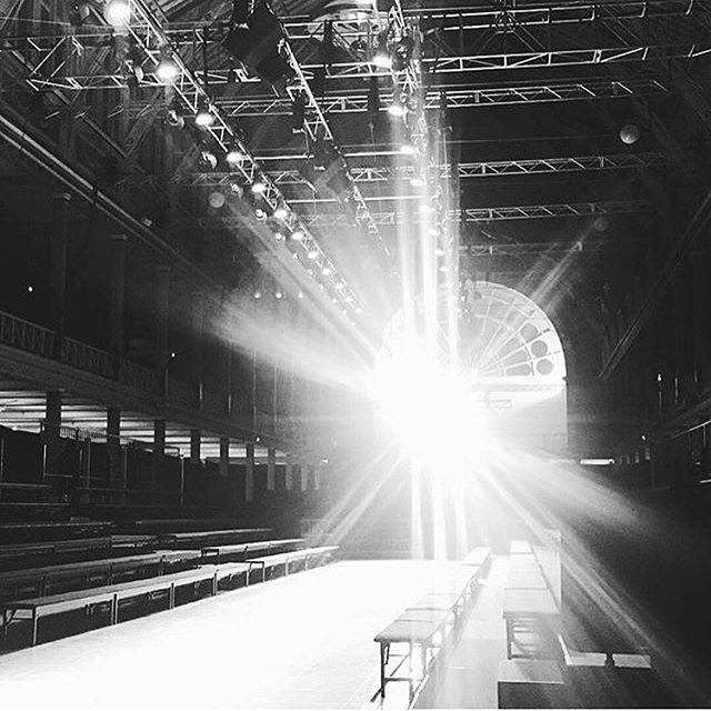 RUNWAY// Lights, Camera, Action! Ready for the next half of the year and kicking goals! #runwayinspo #inspiration #runway #australianfashion #vamff