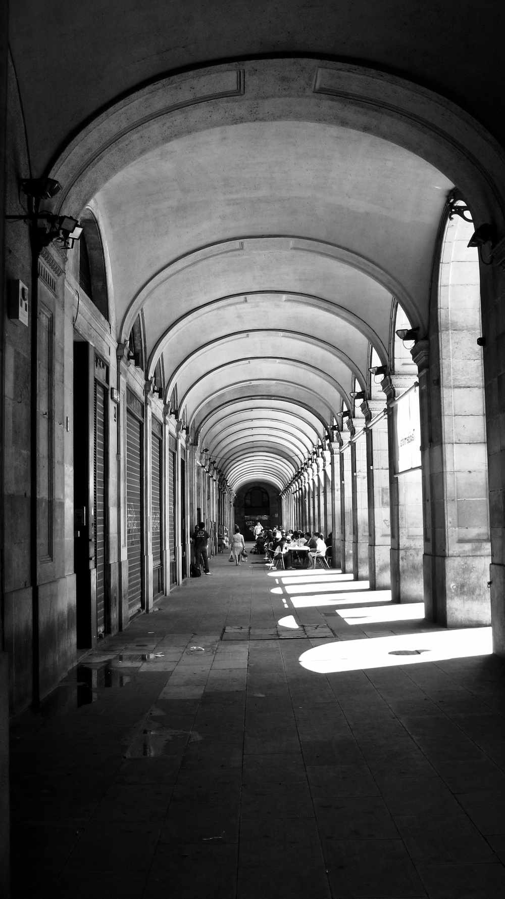 barcelona passage