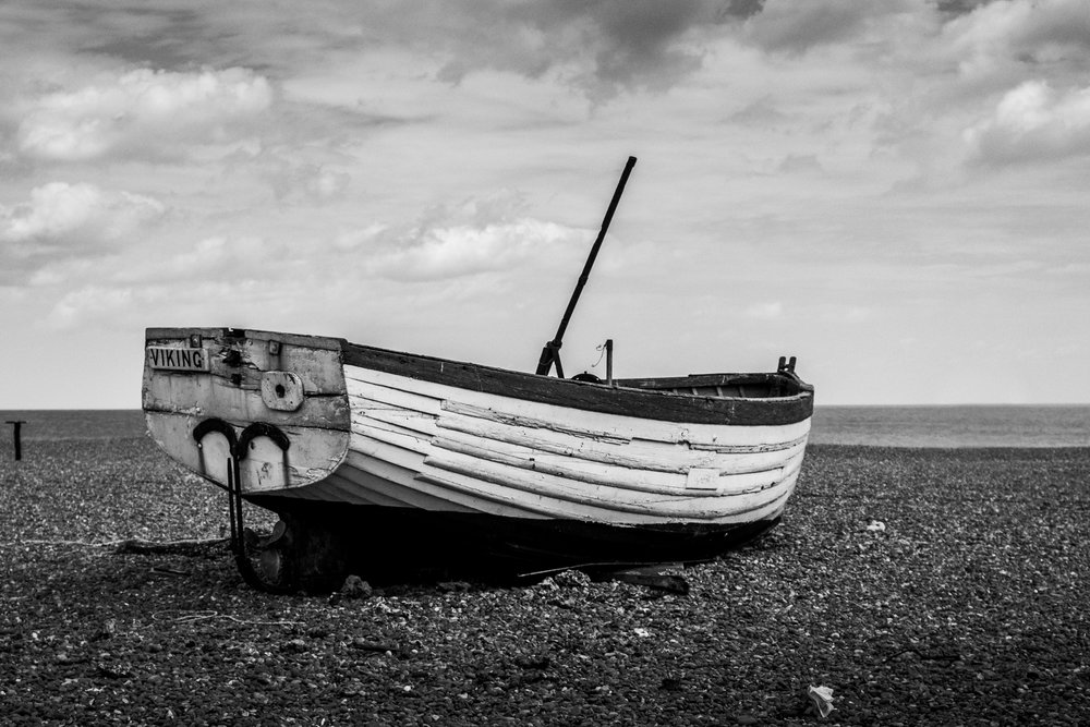 This years cover photo for Monchrom Oktober, taken when visiting my old stomping ground in Suffolk when I was back in the UK this summer. Photo taken at Aldeburgh, Suffolk Shot on the Fujifilm X-E1 with post in Lightroom Classic
