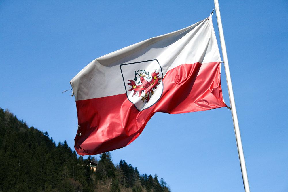 Tirolean flag