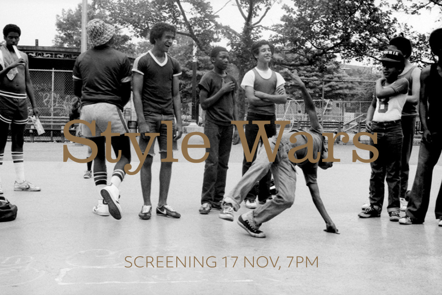 Style Wars film premiere  at   Sole DXB   17  th November, 2016