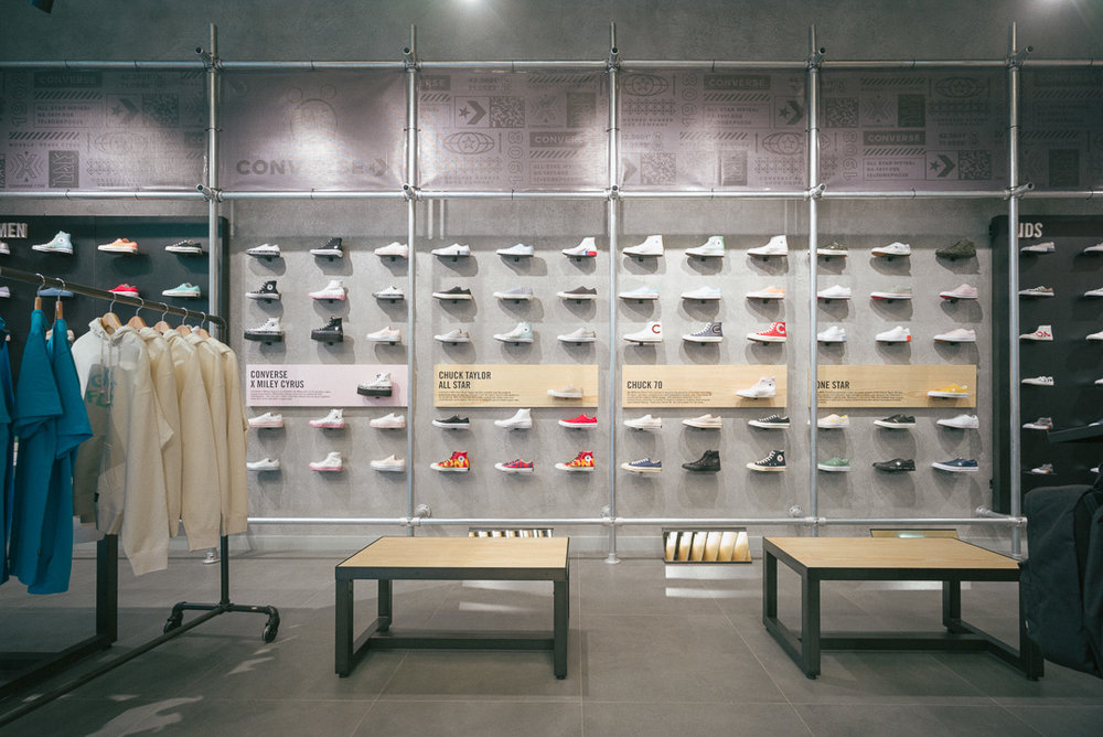ecf07a3f1be43d CONVERSE OPENS FIRST FLAGSHIP STORE IN DUBAI