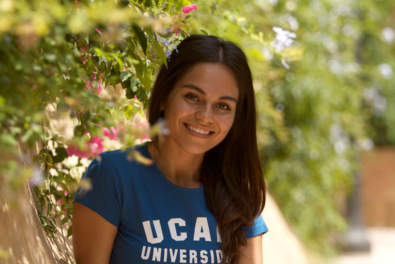UCAM International Student