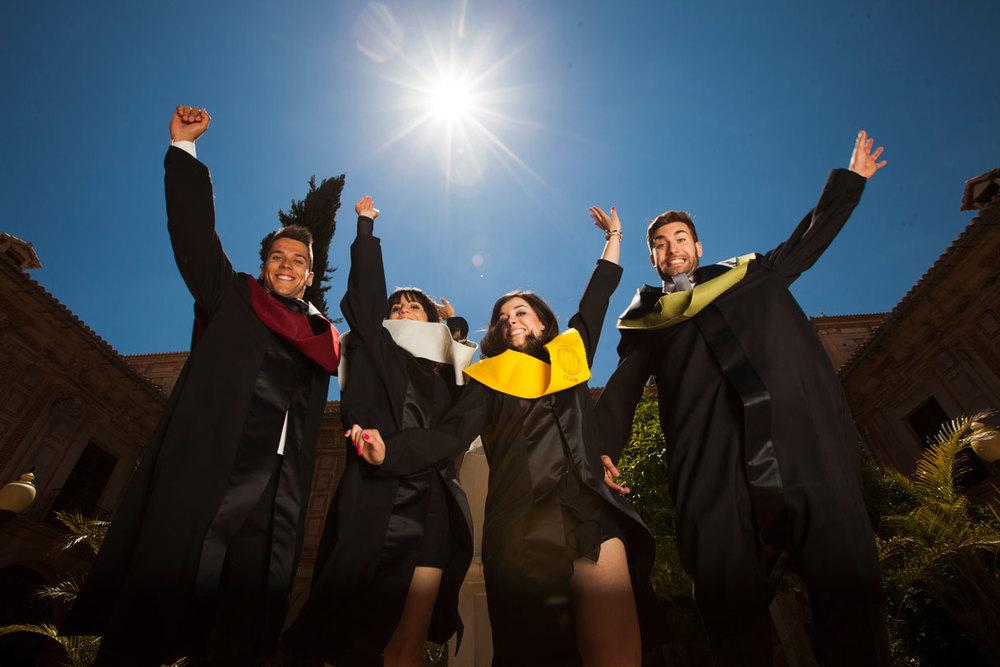 UCAM students