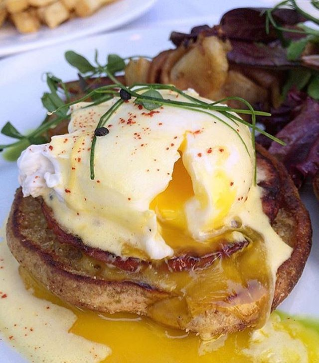 Come enjoy #brunch one last time with us tomorrow! 📷: @moodyfoodyadventures