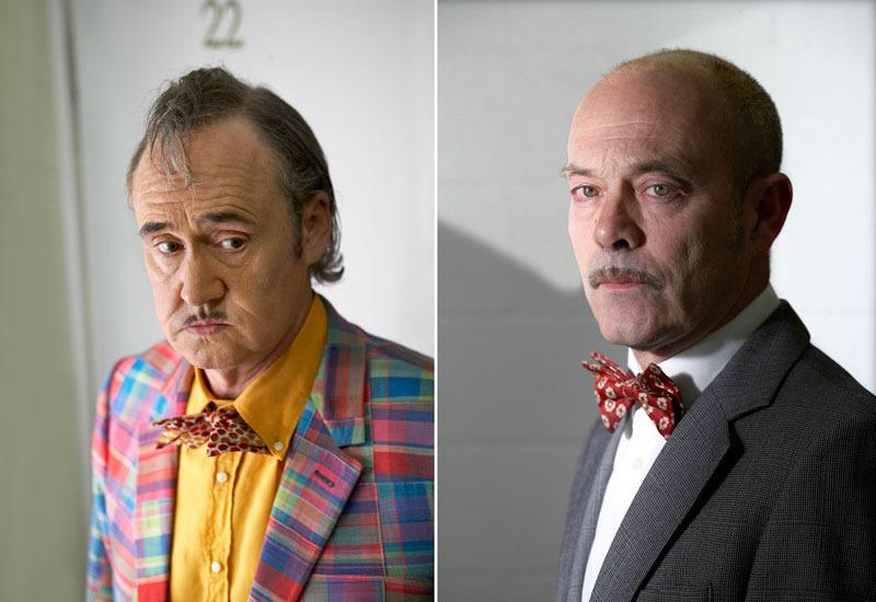 Nigel Planer & Keith Allen