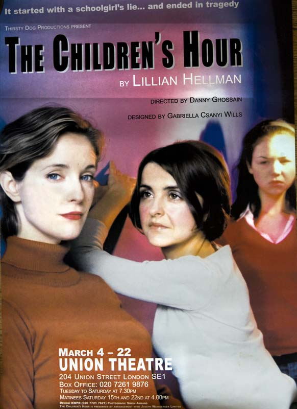 The Children's Hour, Union Theatre
