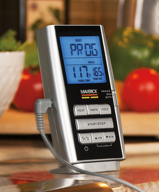 DIGITAL ROASTING & KITCHEN THERMOMETERS
