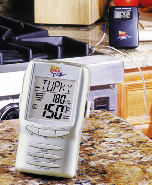 DIGITAL REMOTE THERMOMETERS