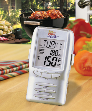 DIGITAL REMOTE BBQ THERMOMETERS