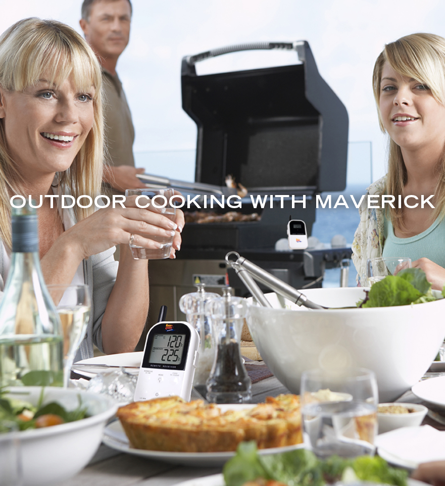 Maverick BBQ Thermometers, Forks & Accessories