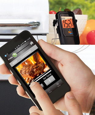 APP ENABLED THERMOMETERS