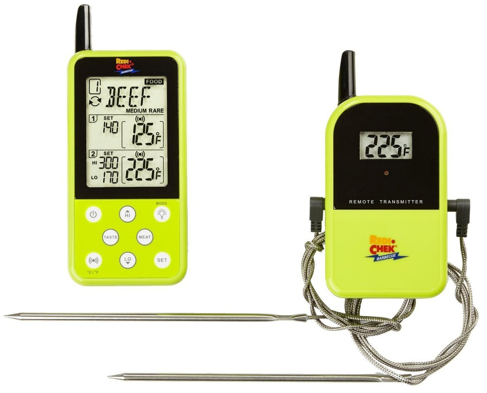 wireless thermometer for grilling