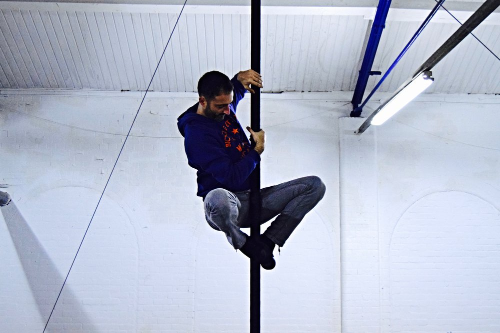 Chinese Pole Course