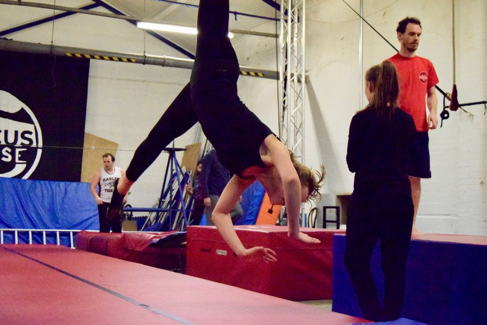 Copy of Copy of Tumbling Course Manchester