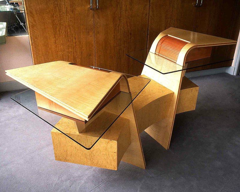 Dressing Table By Fred Baier And Tim Wells