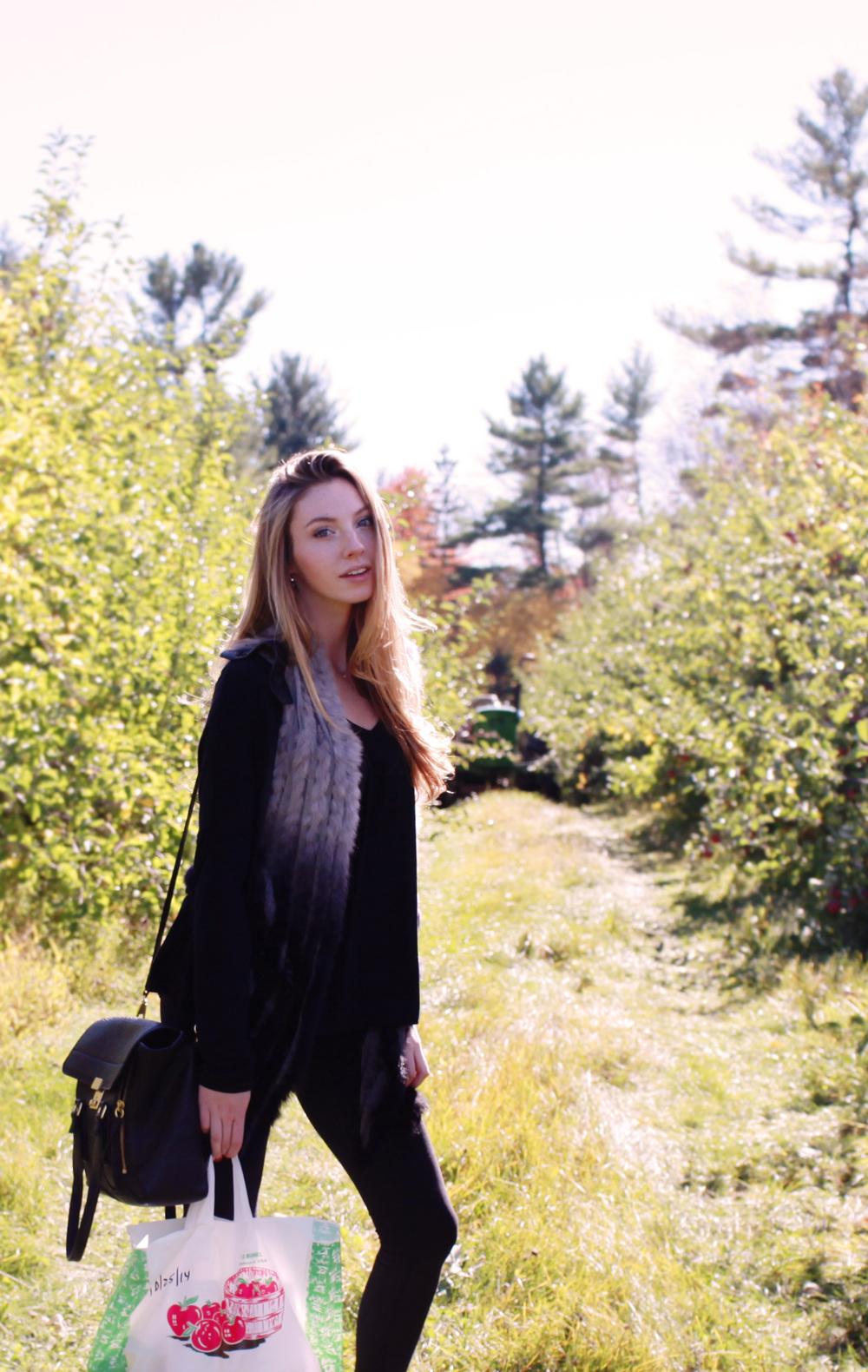 Faux Fur Vest | Girl x Garment