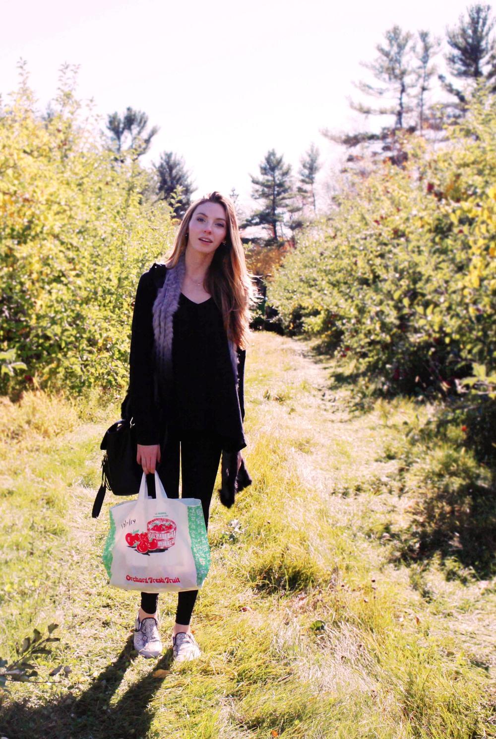 Fur Vest | Girl x Garment