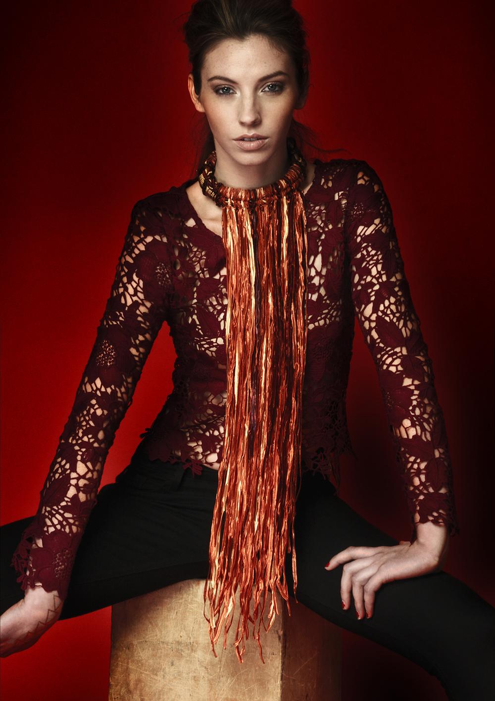 Model: Maeve Stier | Girl x Garment