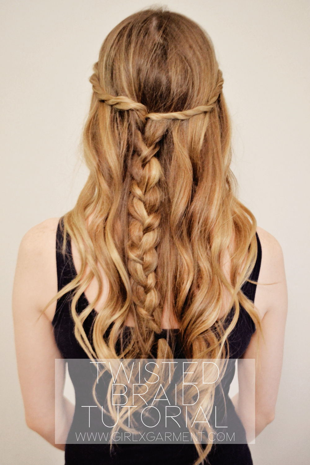 Game of Thrones Daenerys Inspired Hair Tutorial | Girl x Garment