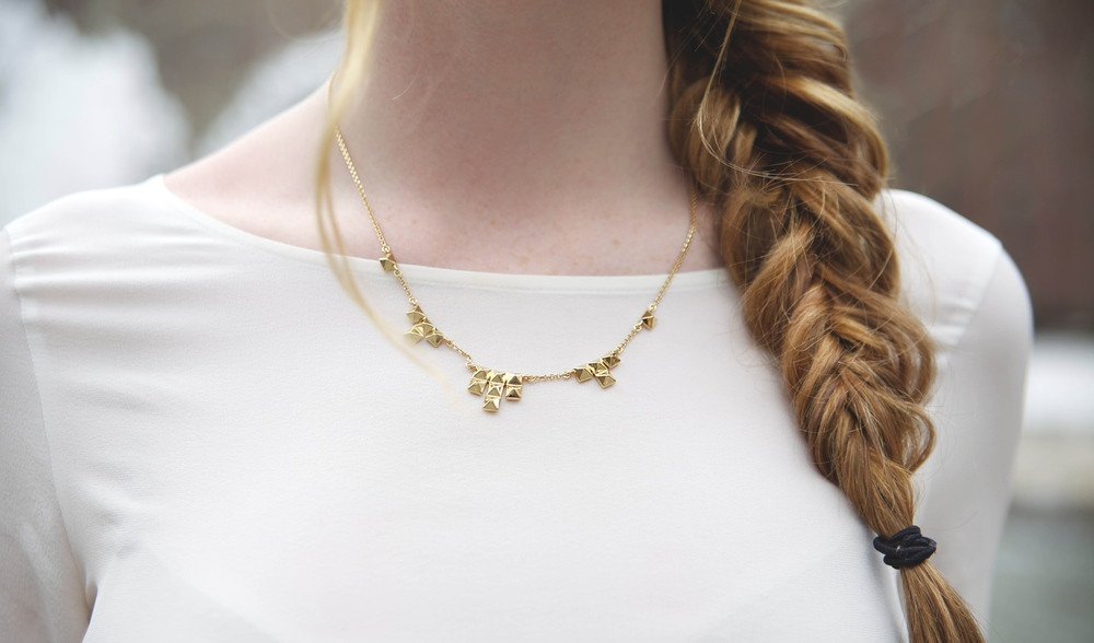 Trina Turk Necklace via Rocksbox | Girl x Garment