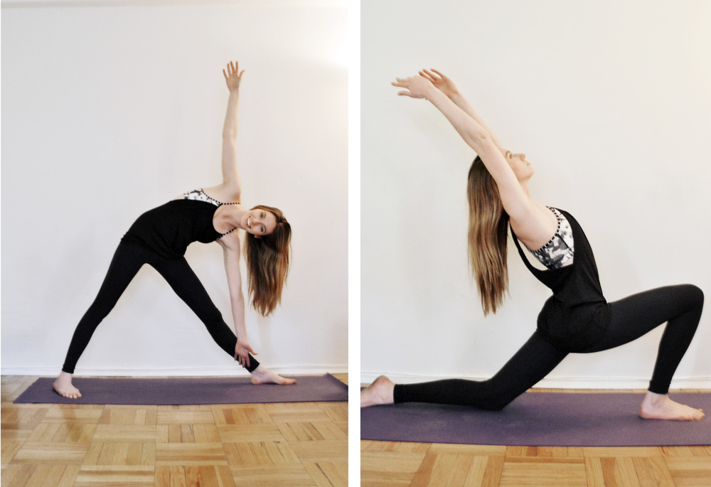 Yoga for Models | Girl x Garment
