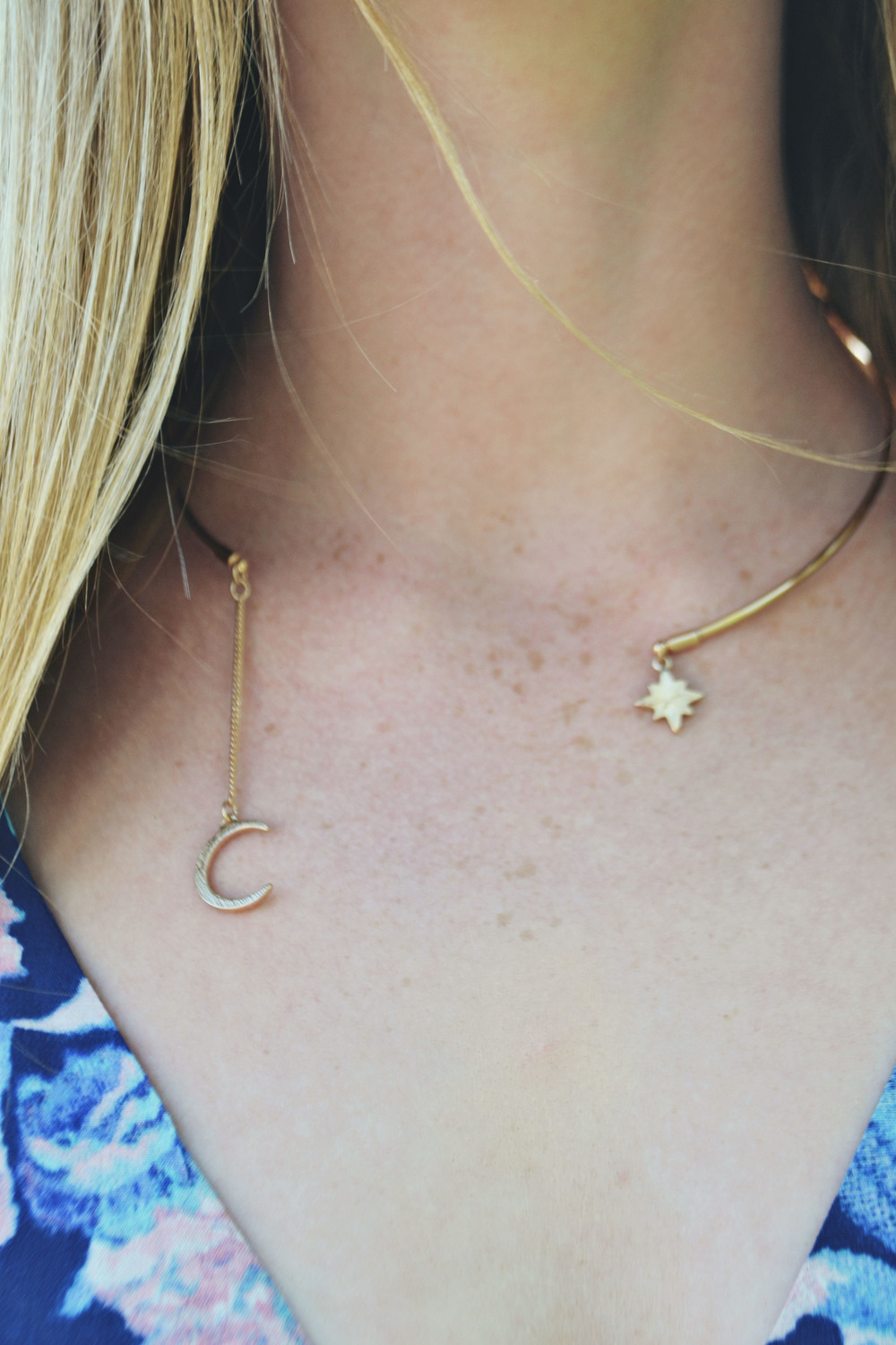 Charmed Collar | Girl x Garment