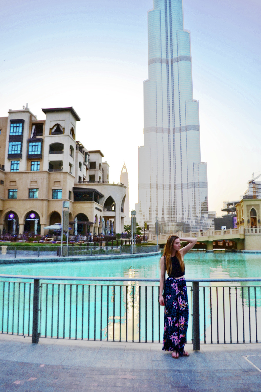 Dubai Street Style | Girl x Garment