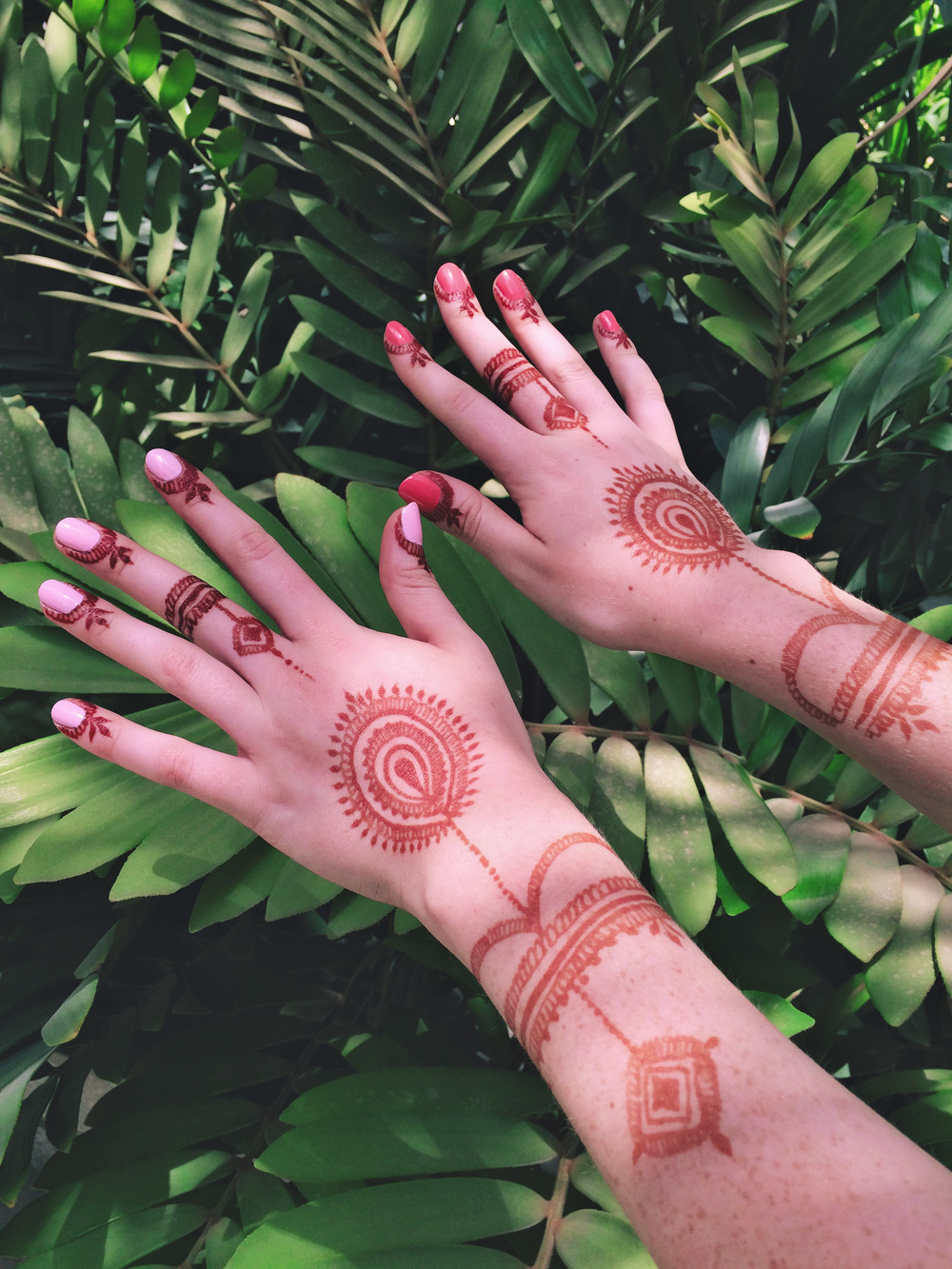Henna (via Girl x Garment)