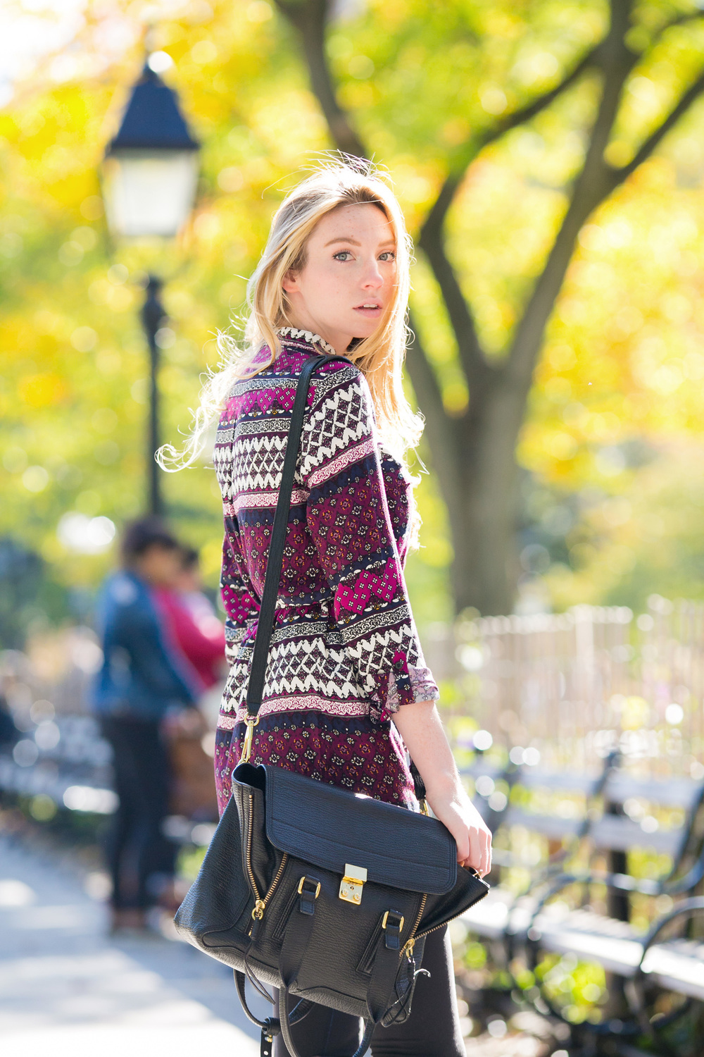 Fall Street Style (via model & blogger, Girl x Garment)