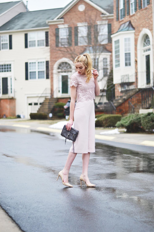 Blush Pink Jumpsuit (via Chic Now)