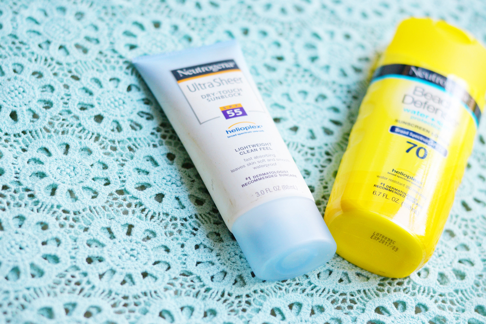 SUNSCREEN is so important (via Chic Now)