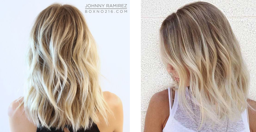 Cool Tone Blonde (via Chic Now)