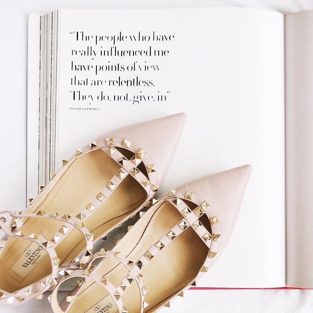 Style Advice (via Chic Now)