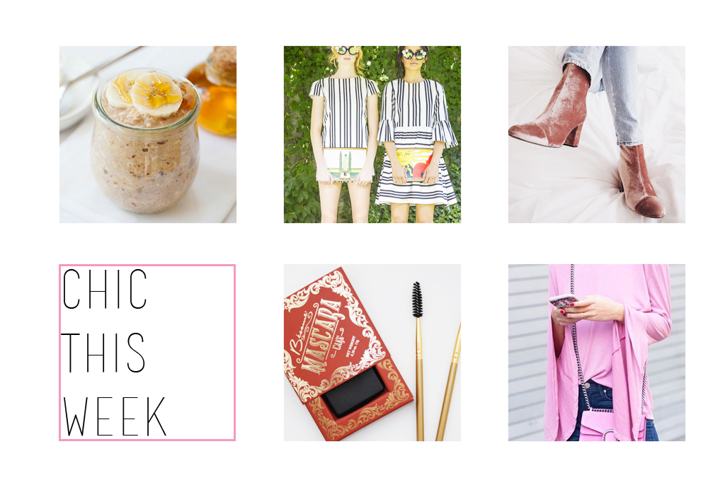 Chic This Week 022 (via Chic Now)